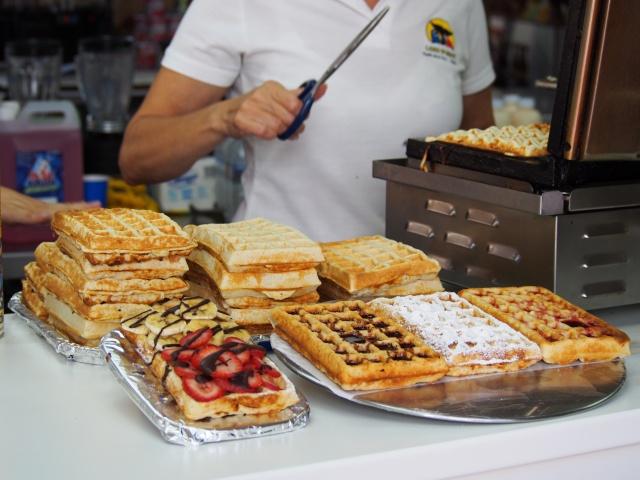 Waffle Break